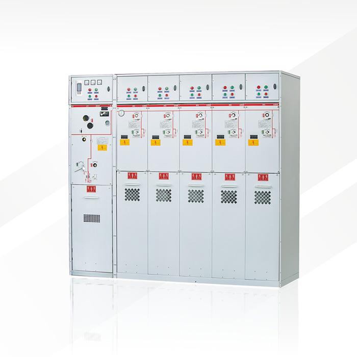 SSRM6-12 充气式环网柜