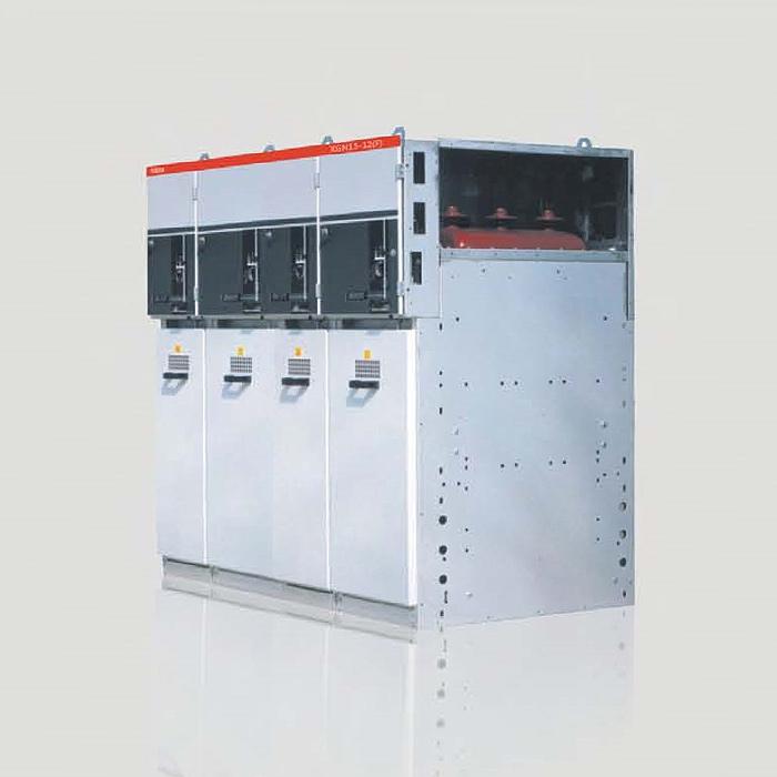 XGN15-12型户内交流高压六氟化硫环网开关设备