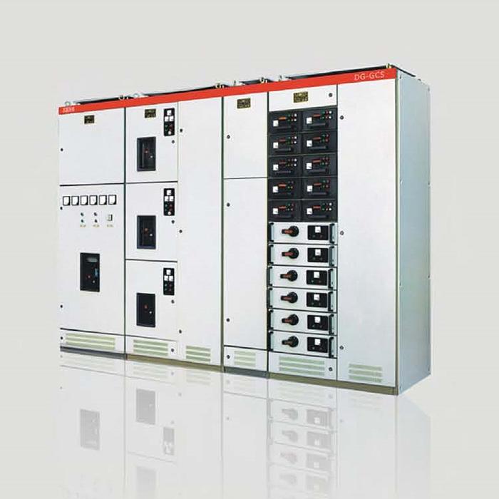 DG-GCS型低压抽出式开关柜
